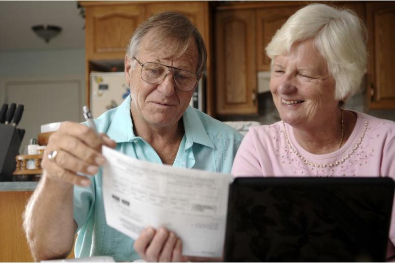 Der Sozialausschuss der LmDR: «Ruhestand war gestern, malochen bis zum Tode ist heute das Schicksal von immer mehr Rentnerinnen und Rentnern.» фото 1