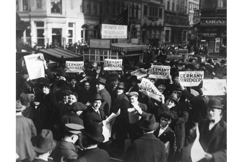 Роль США в восстановлении Германии после Первой мировой войны фото 1