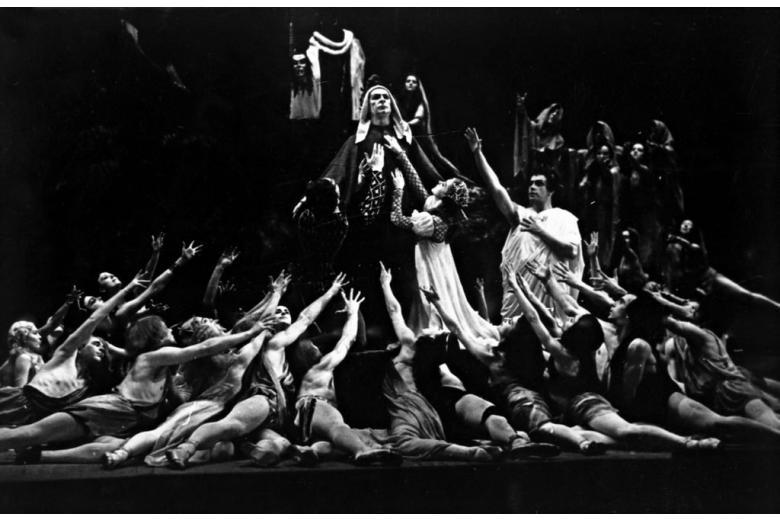 Немецкая опера на ленинградской сцене 1930-х: неизвестные эпизоды фото 1