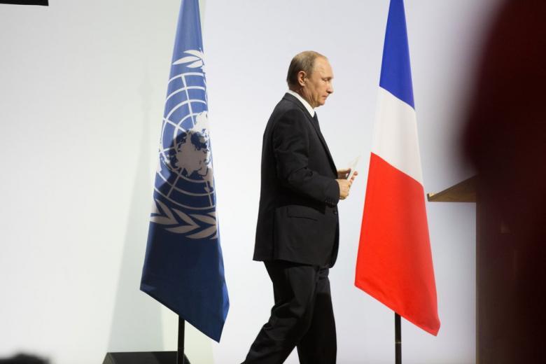 Путин отказался ехать на Генассамблею ООН фото 1