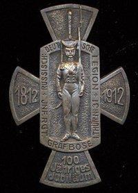 Российско-германский легион. Создание и участие в компаниях 1813-1815 гг