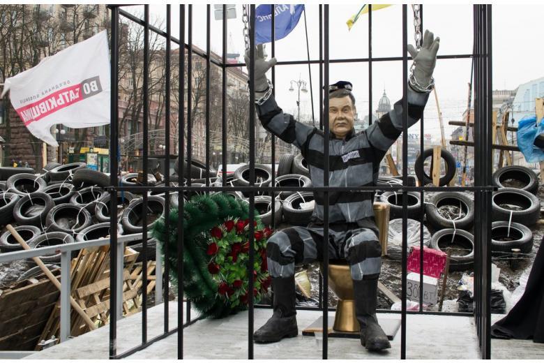 Полтонны золота сторонников Януковича нашли в Швейцарии фото 1