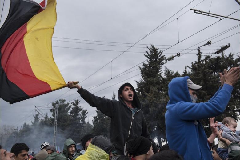 Два года «открытых границ» или хронология миграционного кризиса фото 1