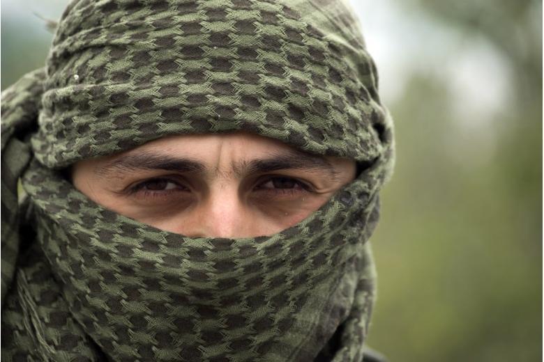 Минобороны РФ: среди погибших командиров ИГИЛ в Сирии – экс-командир ОМОНа Таджикистана фото 1