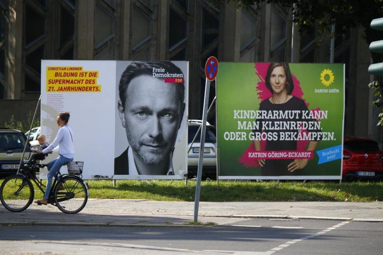 Кому отдадут предпочтение на парламентских выборах русскоязычные жители Берлина? фото 1