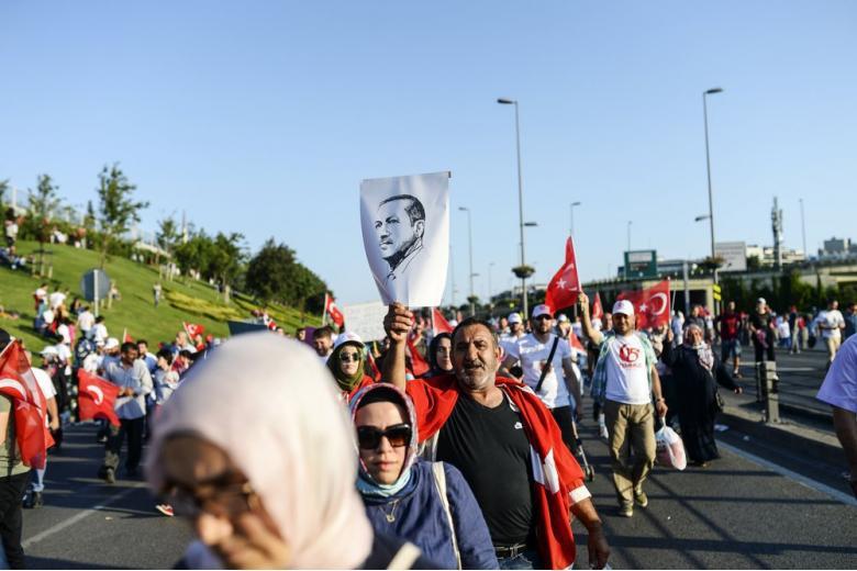 Участие вполитической жизни турецких гастарбайтеров вГермании фото 1