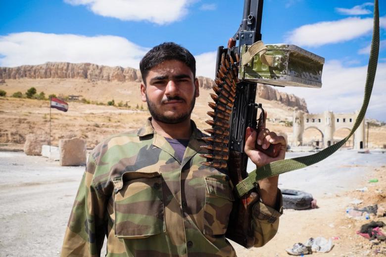Кто и зачем едет воевать в Сирию? фото 1