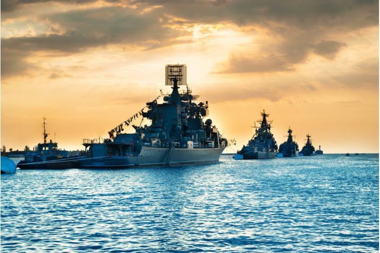 Россия и Китай проведут совместные военно-морские учения фото 1
