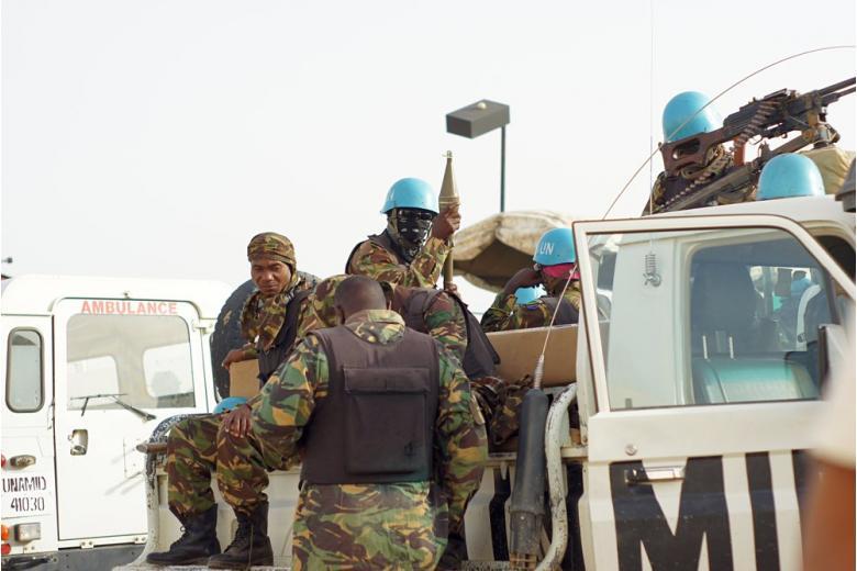 Генсек ООН предложит план по реформе миротворчества ООН фото 1