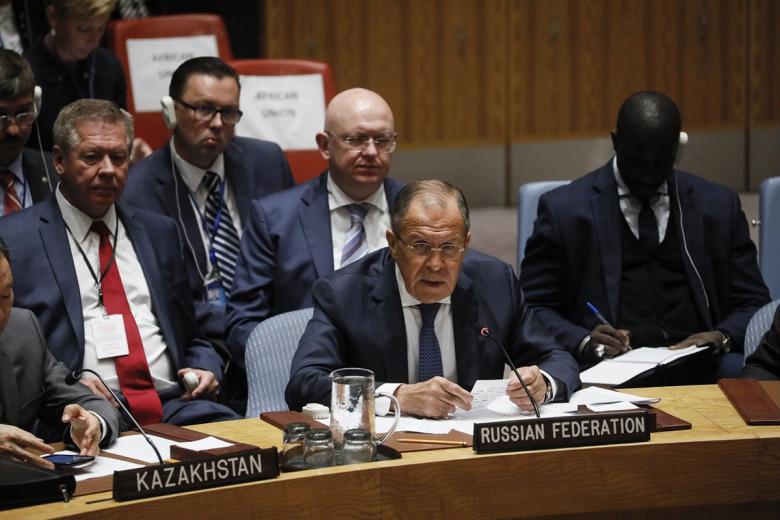 Сергей Лавров в Совбезе: у ООН и ОБСЕ пока ещё есть перспективы сотрудничества в Украине фото 1