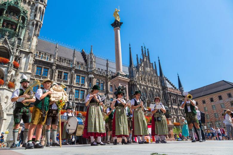 Культура Германии в цифрах