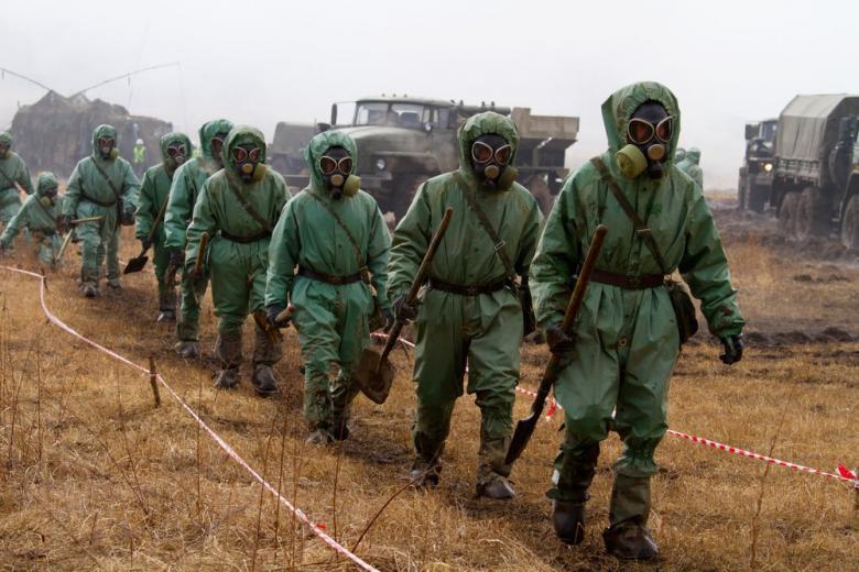 Россия заявила о полном уничтожении своего арсенала химоружия фото 1