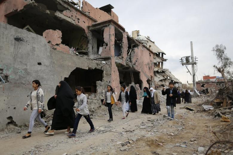 Число сирийцев, проживающих в осажденных районах, сократилось с начала этого года вдвое фото 1