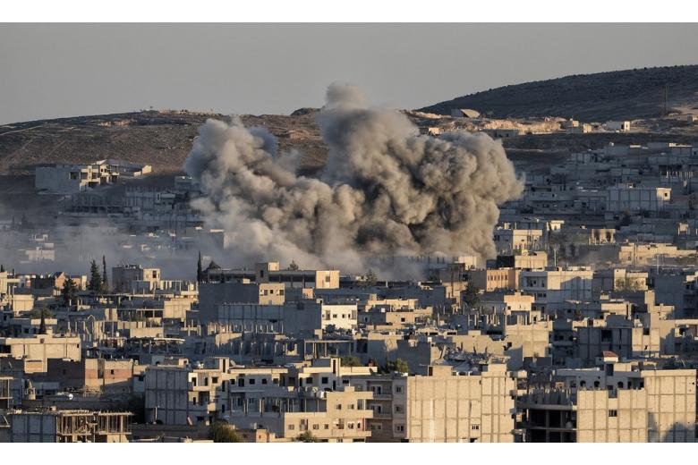 """Минобороны РФ: в Сирии убиты 12 командиров """"Джабхат ан-Нусры"""" фото 1"""