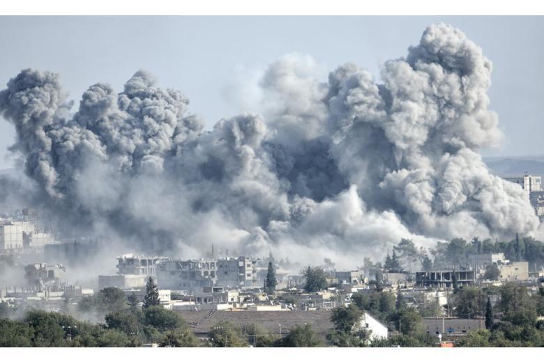 Мирные сирийцы по-прежнему гибнут от бомбардировок фото 1