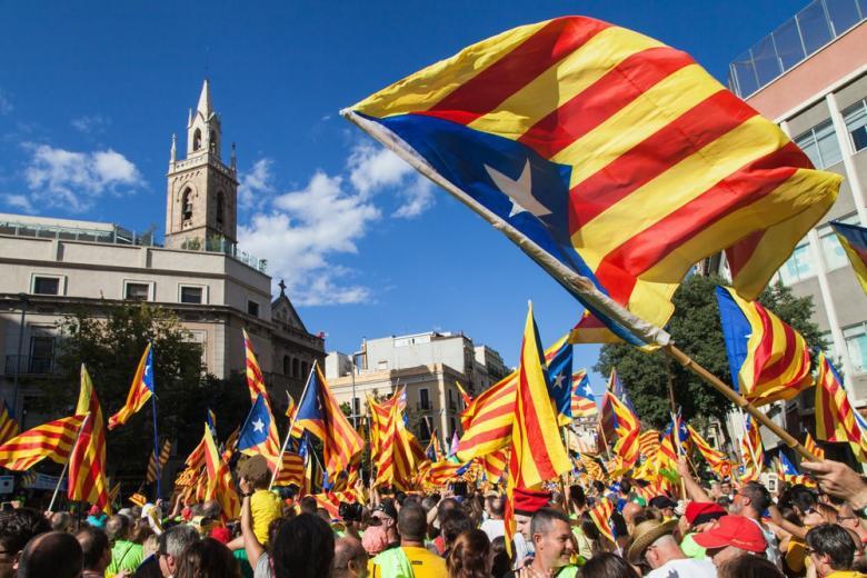 В Испании признан нелегитимным закон о референдуме в Каталонии фото 1