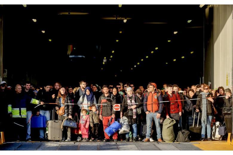 Беженцы помогают правительству ФРГ в борьбе с терроризмом фото 1