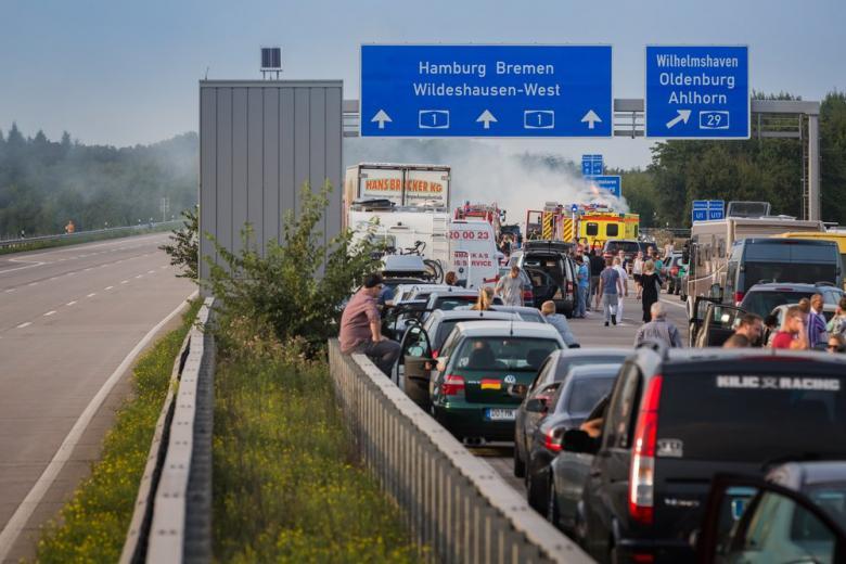 Какие нововведения ПДД ждут немецких водителей этой осенью? фото 1