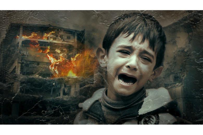 В городе Аль-Карятайн (Сирия) экстремисты убили 116 человек фото 1