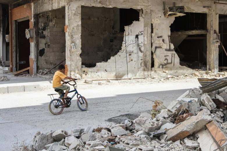 Россия наложила вето на резолюцию о продлении мандата экспертов, расследующих применение химоружия в Сирии фото 1