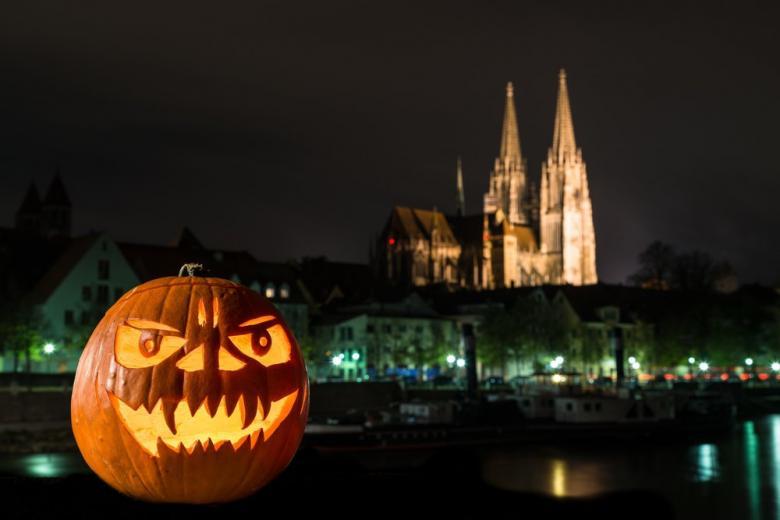 Большинство немцев не собирается праздновать Хэллоуин фото 1