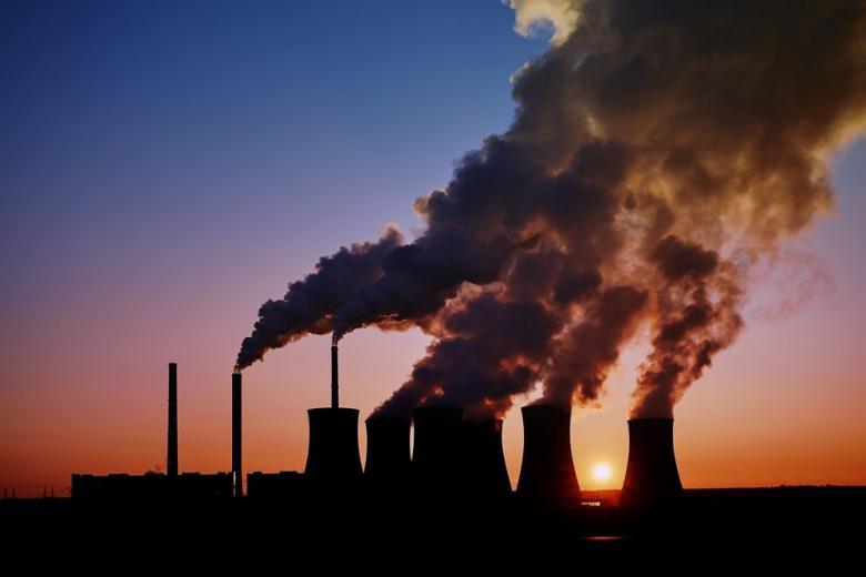 ВМО: рост концентрации углекислого газа в атмосфере в 2016 году был экстремальным фото 1
