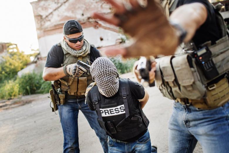 Комитет защиты журналистов фиксирует все случаи «нападок» на прессу в США фото 1