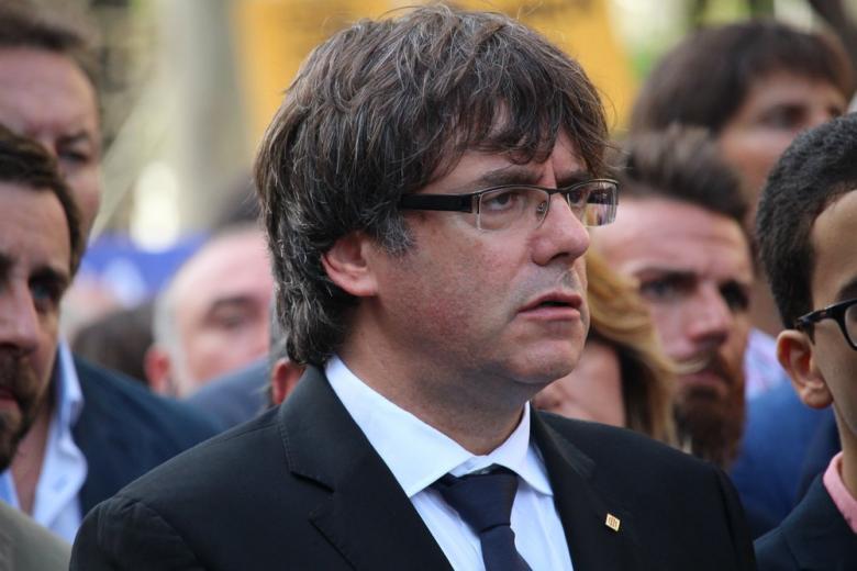 В Бельгии получили ордер на арест Карлеса Пучдемона фото 1