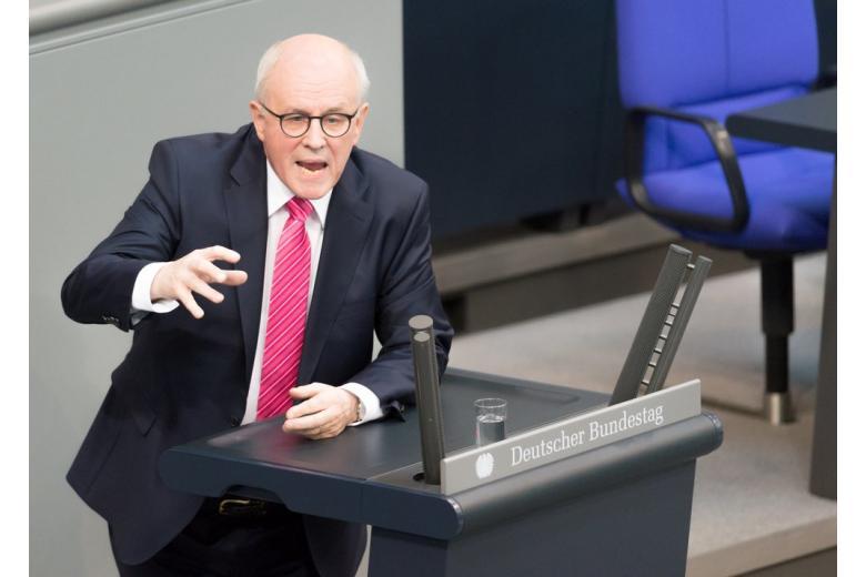 Немецкое правительство отказалось вводить европейский налог фото 1