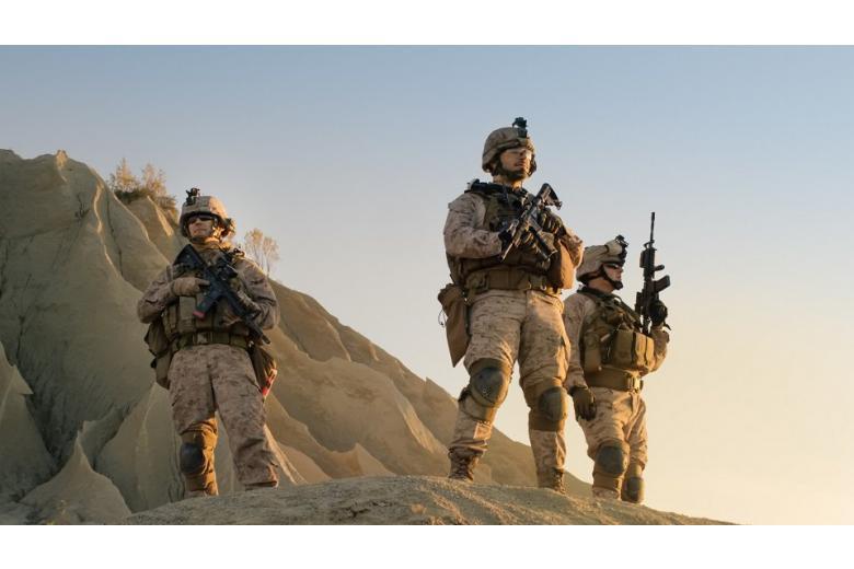 СМИ: в Сирии находятся в четыре раза больше военных из США фото 1