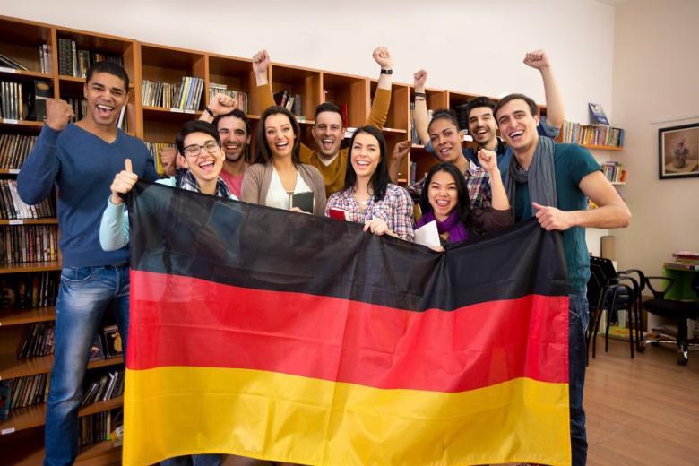 Немецкие университеты достигли рекордного количества студентов фото 1