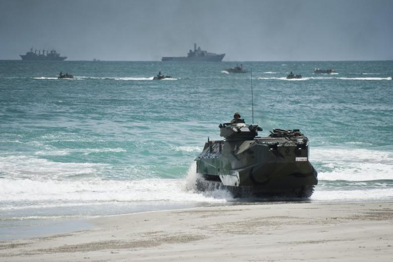 США и Южная Корея проводят курпнейшие в истории учения ВВС фото 1