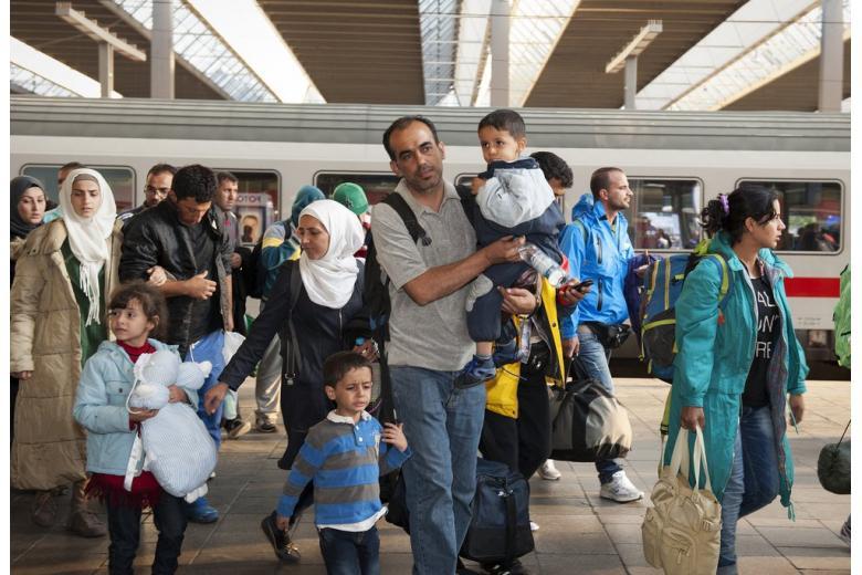 Германия стала лидером по заявкам от беженцев в 2017 году фото 1