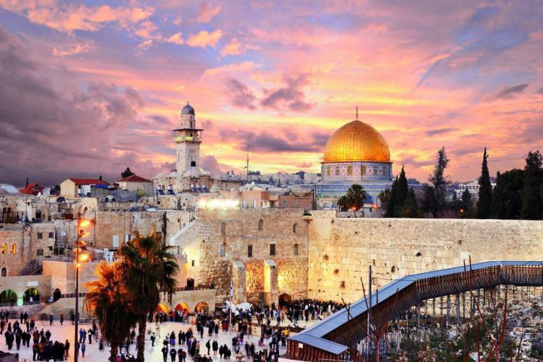 Генсек ООН: статус Иерусалима должен быть определен за столом переговоров фото 1