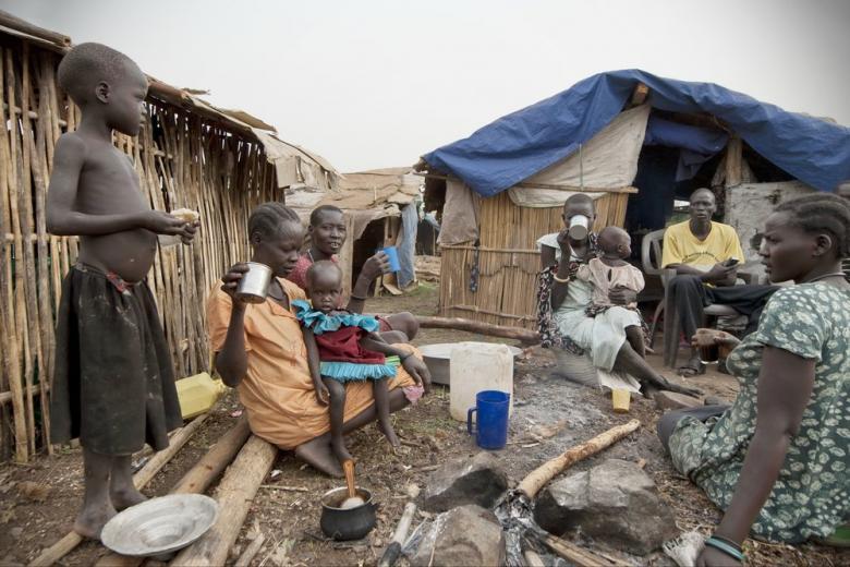 Южному Судану снова грозит полномасштабный голод фото 1