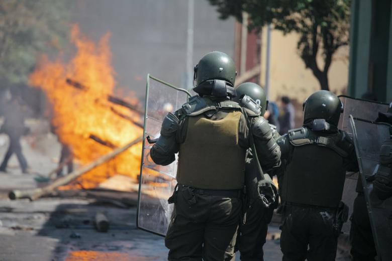 В Бейруте произошли столкновения у посольства США в Ливане фото 1