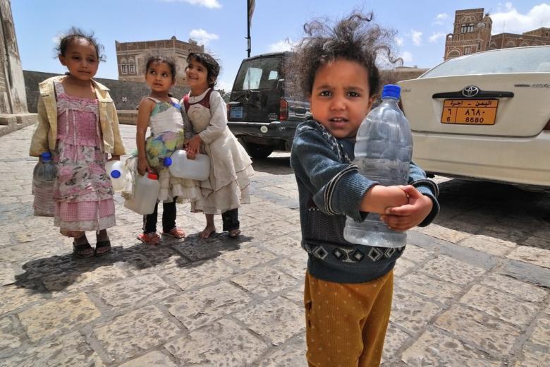 Великобритания выделила 67 млн. долларов на предотвращение голода в Йемене фото 1