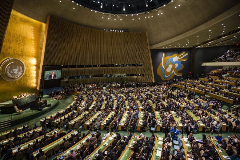 Генассамблея ООН объявила недействительным решение США признать Иерусалим столицей Израиля фото 1