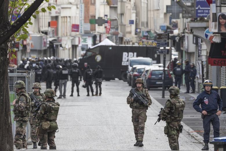 СМИ: ВСирии задержаны возможные организаторы терактов во Франции фото 1