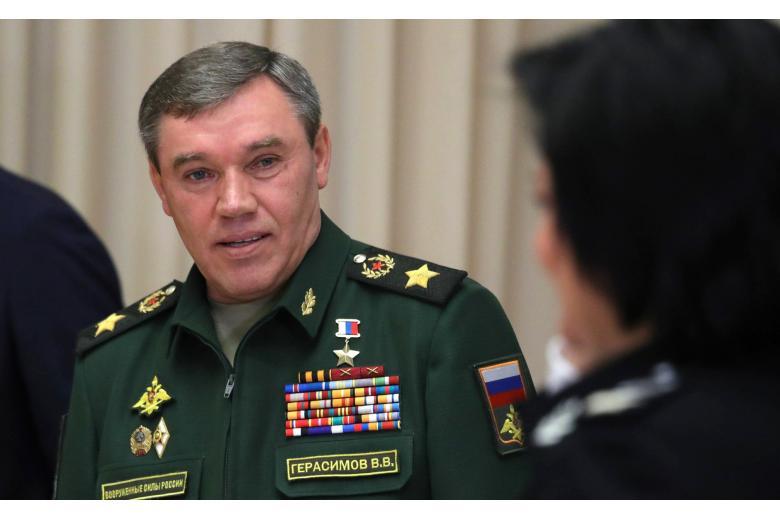 СМИ: глава российского Генштаба встретится с главкомом сил НАТО фото 1