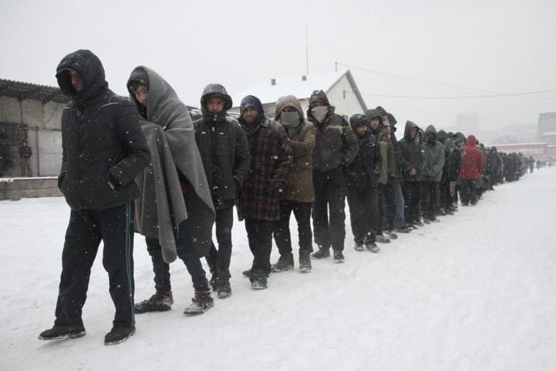 Не допустить гибели беженцев можно только наладив легальные каналы миграции фото 1
