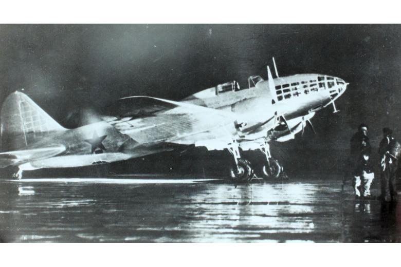 В пруду возле Освенцима найдены обломки бомбардировщика Ил-4 фото 1