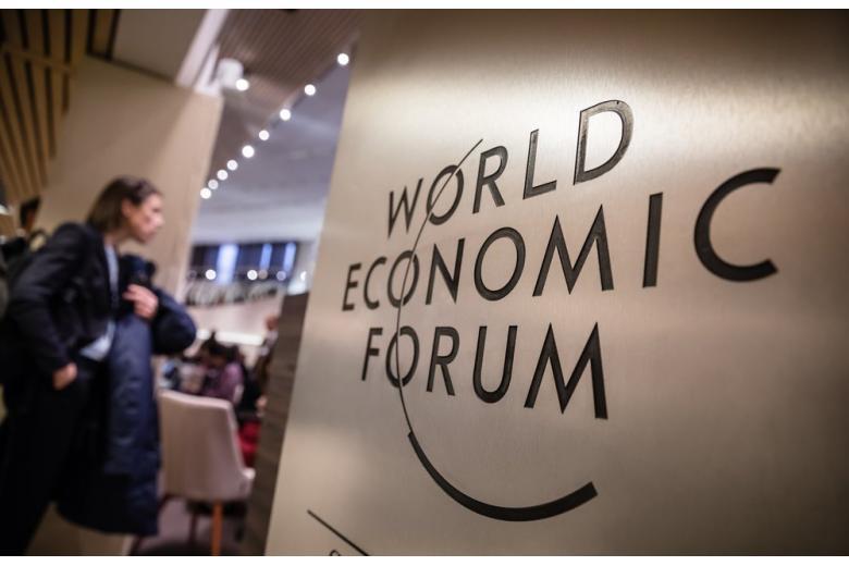 В Давосе открылся Всемирный экономический форум фото 1