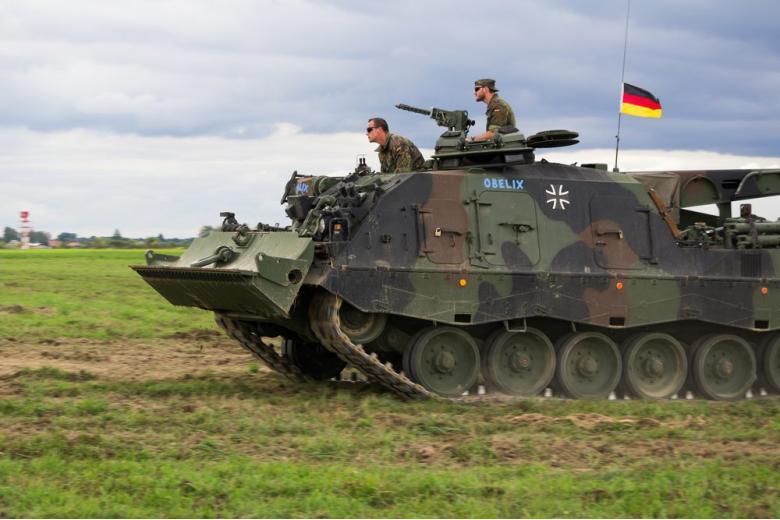 Германия заморозила поставку танков Турции после операции вСирии фото 1