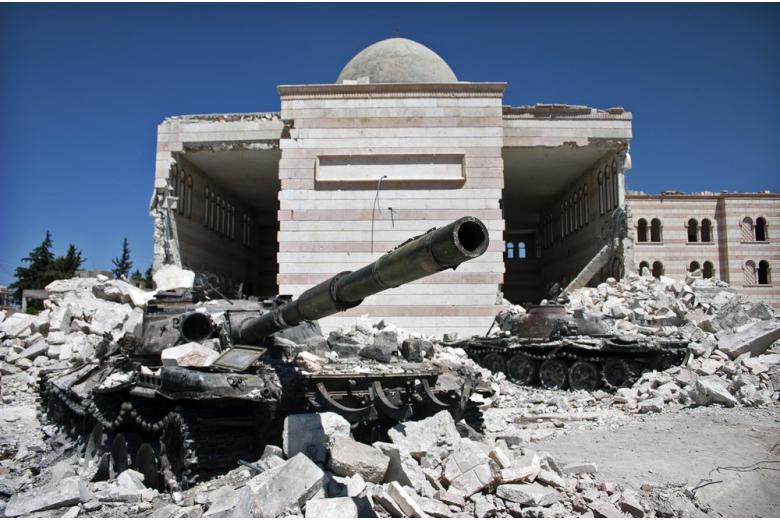 Ян Эгеланн: дипломатия в Сирии ни к чему не привела фото 1