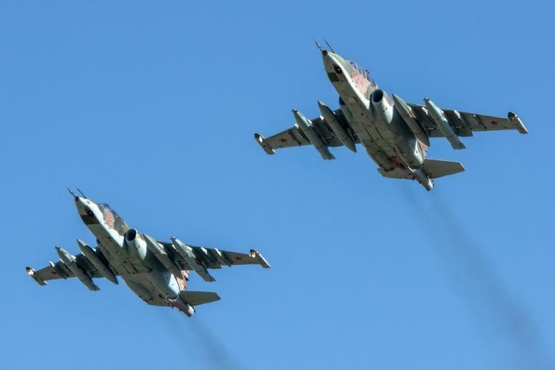 ООН: от авиаударов в Сирии погибли более тысячи мирных жителей фото 1