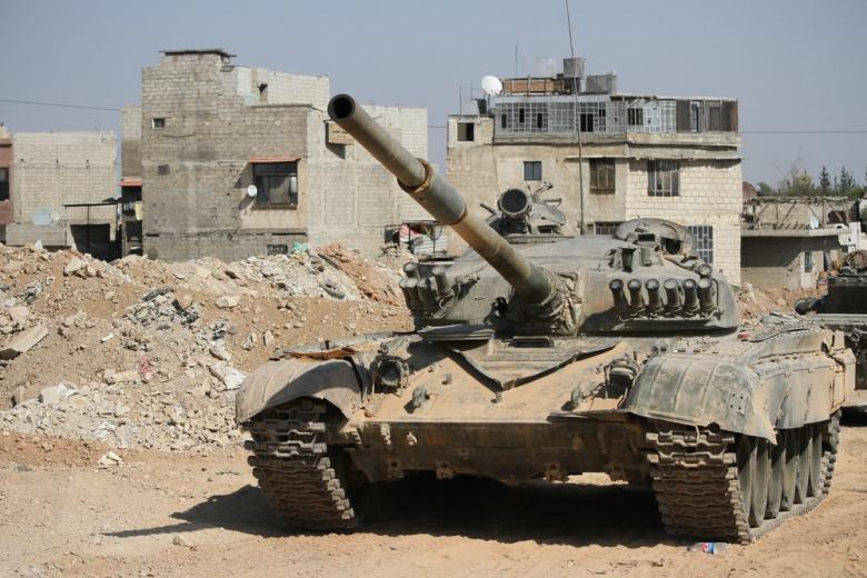 Члены Совбеза призвали все стороны конфликта в Сирии прекратить боевые действия на 30 дней фото 1