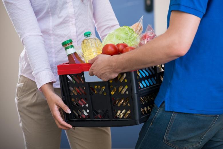 Вместо супермаркета: Deutsche Bahn будет доставлять еду фото 1