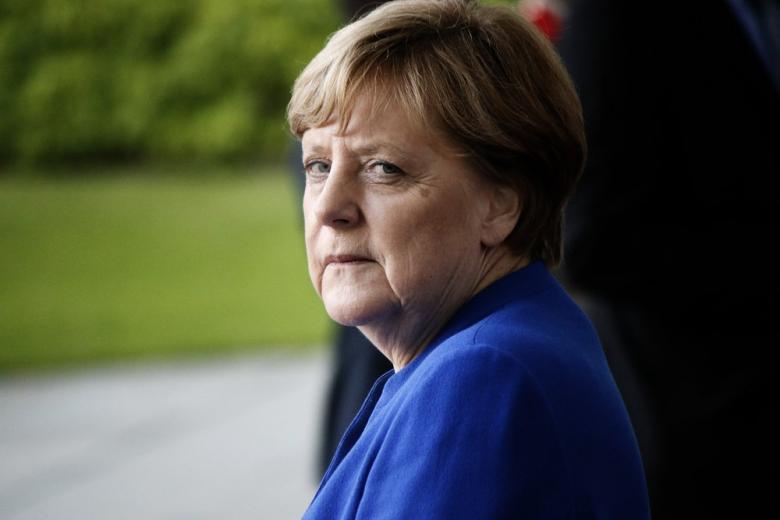 Меркель снова выбрали канцлером фото 1