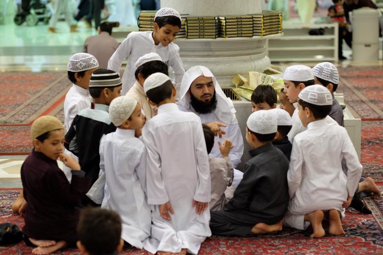 Дети-мусульмане обратились к министру внутренних дел Германии фото 1